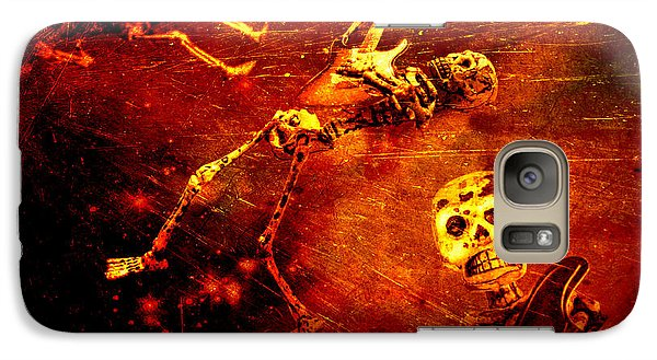 Galaxy Case featuring the photograph Crescendo by Jeff Gettis