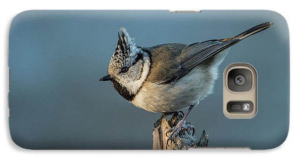 Galaxy Case featuring the photograph Crest by Torbjorn Swenelius