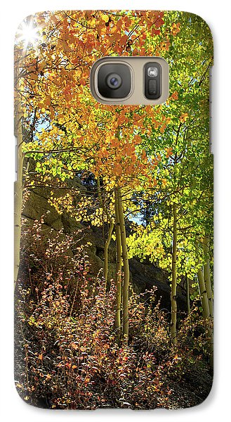 Crisp Galaxy S7 Case by David Chandler