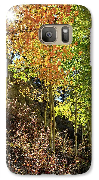 Galaxy Case featuring the photograph Crisp by David Chandler