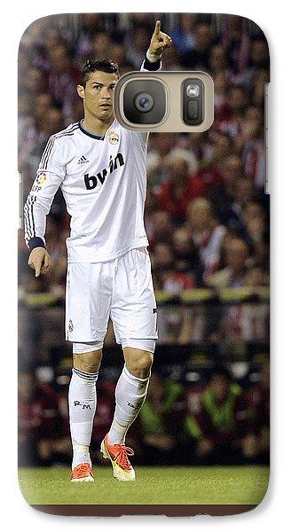 Cristiano Ronaldo 31 Galaxy S7 Case