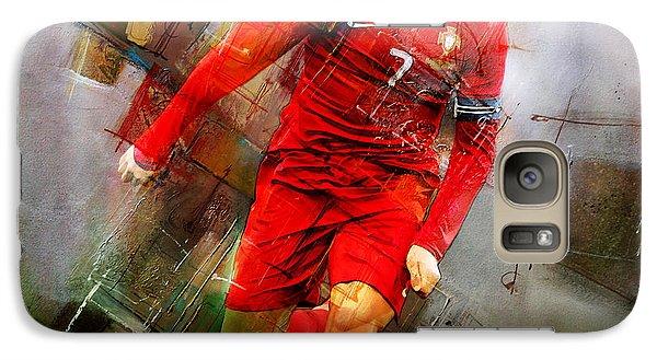 Cristiano Ronaldo  Galaxy S7 Case by Gull G
