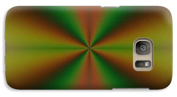 Galaxy Case featuring the digital art Crossing I by Dragica  Micki Fortuna