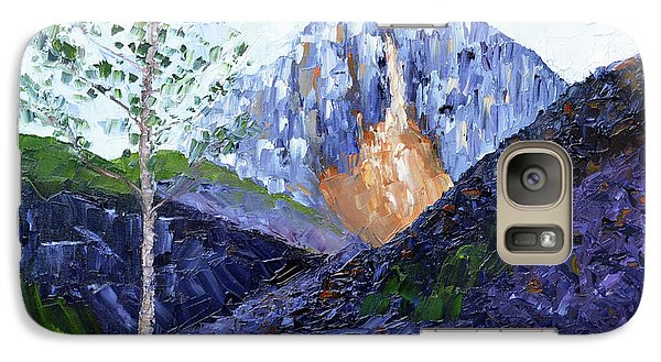 Crow Pass Trail Galaxy S7 Case