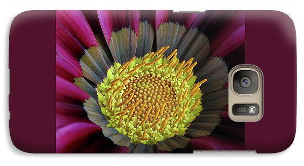 Galaxy Case featuring the photograph Crown Of Pollen by David and Carol Kelly