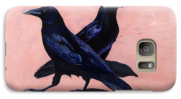 Crows Galaxy S7 Case