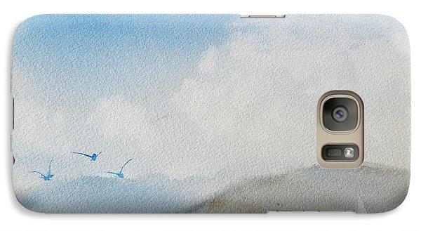 Cruising In Company Along The Tasmania Coast  Galaxy S7 Case