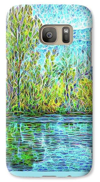 Crystal Lake Enchantment Galaxy S7 Case