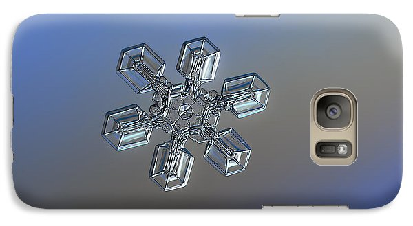 Galaxy Case featuring the photograph Crystals Of Day by Alexey Kljatov