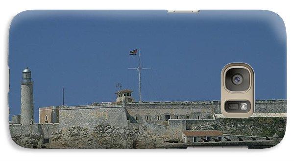 Cuba In The Time Of Castro Galaxy S7 Case