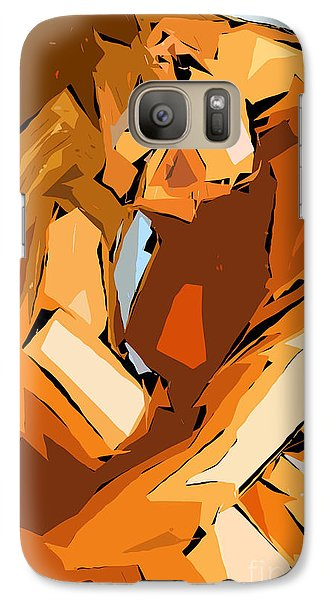 Cubism Series Ix Galaxy S7 Case