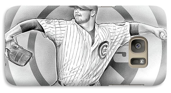 Cubs 2016 Galaxy S7 Case