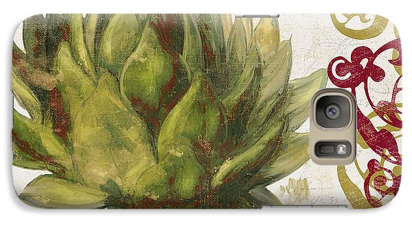 Cucina Italiana Artichoke Galaxy S7 Case by Mindy Sommers