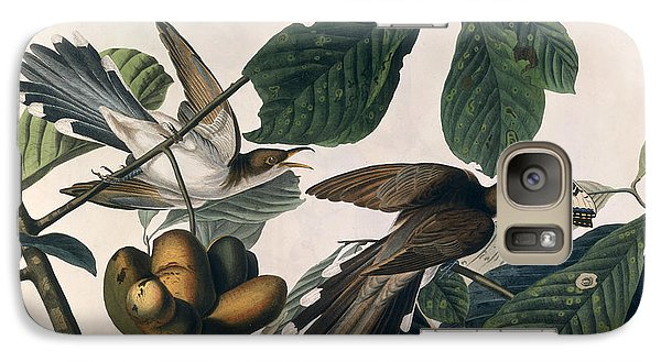 Cuckoo Galaxy S7 Case by John James Audubon