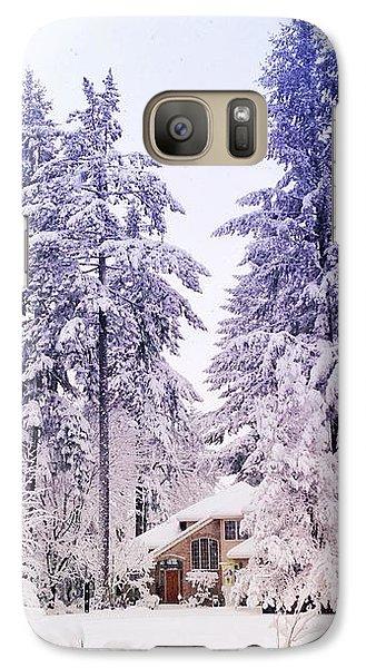 Cul-de-sac Galaxy S7 Case by Anna Porter