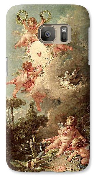Cupids Target Galaxy S7 Case