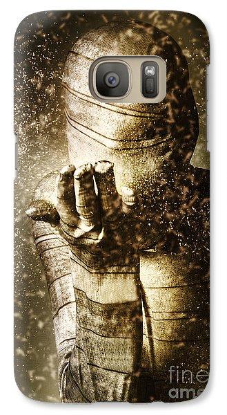 Curse Of The Mummy Galaxy S7 Case