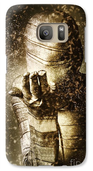 Curse Of The Mummy Galaxy S7 Case by Jorgo Photography - Wall Art Gallery
