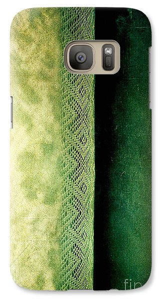Galaxy S7 Case featuring the photograph Curtain by Silvia Ganora