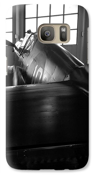 Galaxy Case featuring the photograph Curtiss P-40 by Rebecca Davis