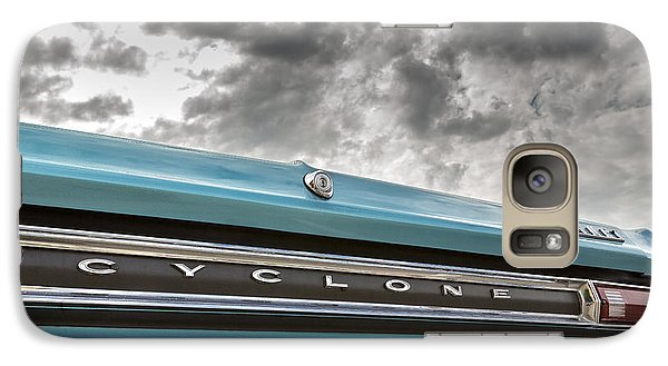 Galaxy Case featuring the photograph Cyclone by Caitlyn Grasso