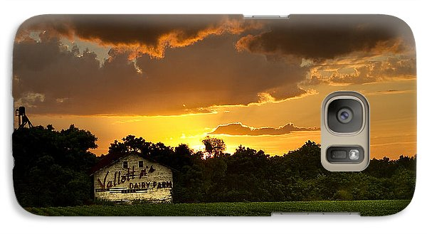 Galaxy Case featuring the photograph Dairy Fresh by Dan Wells