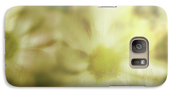 Galaxy Case featuring the photograph Daisies by Gray  Artus