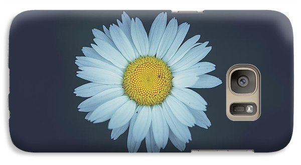 Galaxy Case featuring the photograph Daisy  by Shane Holsclaw