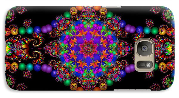 Galaxy Case featuring the digital art Dakota by Robert Orinski