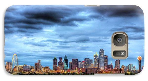 Dallas Skyline Galaxy S7 Case