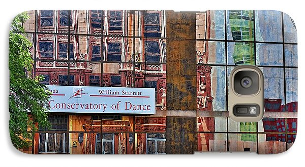 Galaxy Case featuring the photograph Dance by Skip Willits