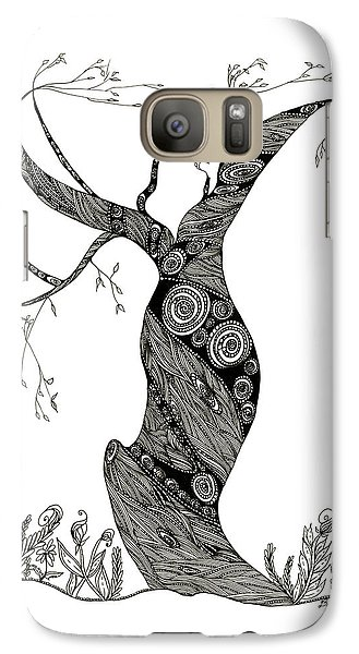 Dancing Tree Galaxy S7 Case