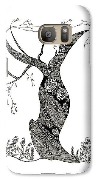 Dancing Tree Galaxy S7 Case
