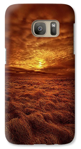 Galaxy Case featuring the photograph Dare I Hope by Phil Koch