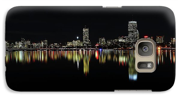 Galaxy Case featuring the photograph Dark As Night by Juergen Roth