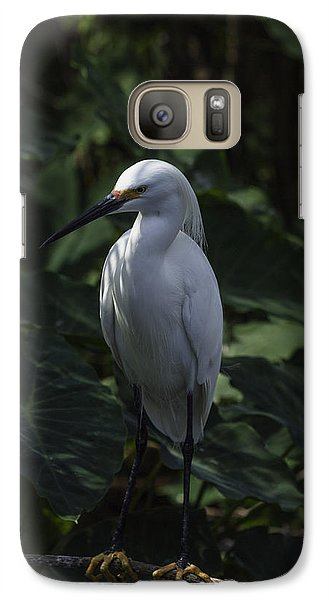 Galaxy Case featuring the photograph Date Night by Rob Wilson
