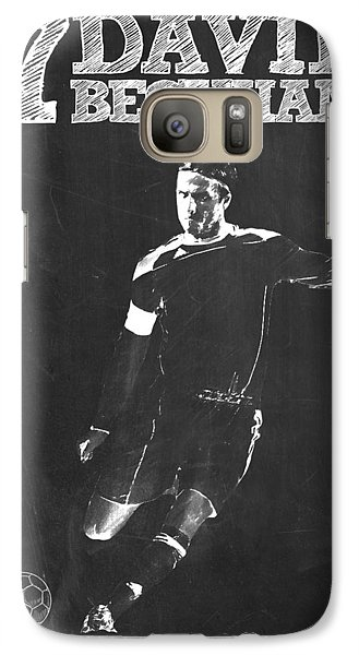 David Beckham Galaxy S7 Case
