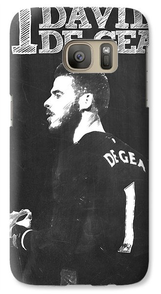 David De Gea Galaxy S7 Case