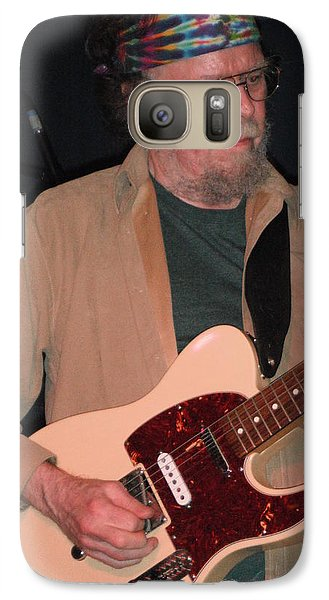 Galaxy Case featuring the photograph David Nelson by Susan Carella