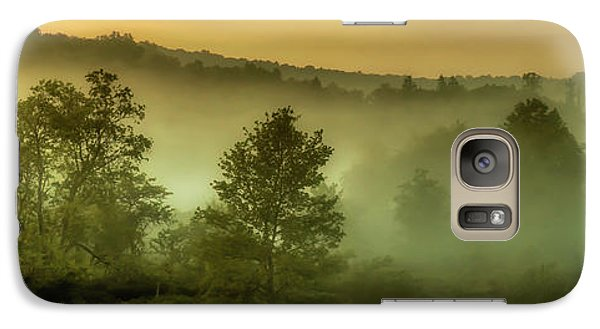 Galaxy Case featuring the photograph Dawn At Wildlife Management Area by Thomas R Fletcher