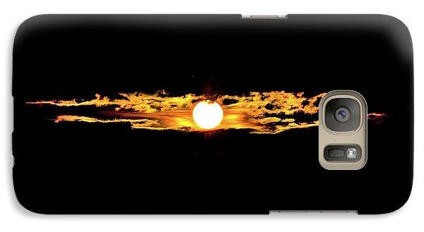 Galaxy Case featuring the photograph Dawn Of The Golden Age by Az Jackson