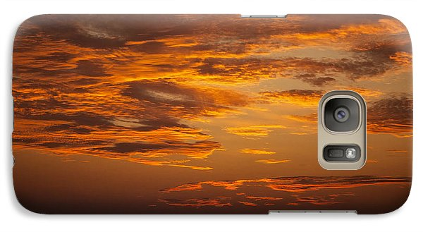 Galaxy Case featuring the photograph Dawn On Gaither Mountain At Ponca Wilderness by Michael Dougherty