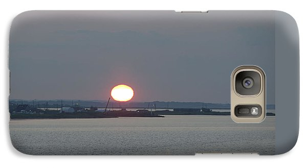 Galaxy Case featuring the photograph Dawn by  Newwwman