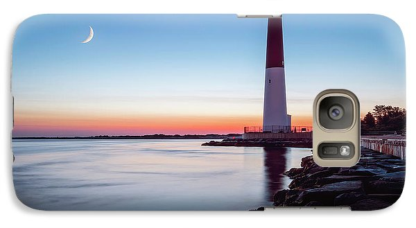 Galaxy Case featuring the photograph Daybreak At Barnegat by Eduard Moldoveanu