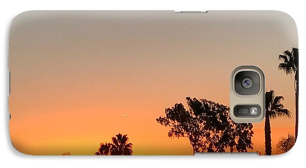 Galaxy Case featuring the photograph Daybreak by Kim Nelson