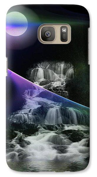 Galaxy Case featuring the digital art Daydream by Angel Jesus De la Fuente