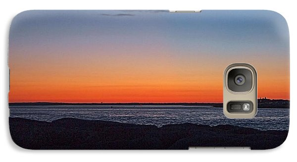 Galaxy Case featuring the photograph Days Pre Dawn by  Newwwman