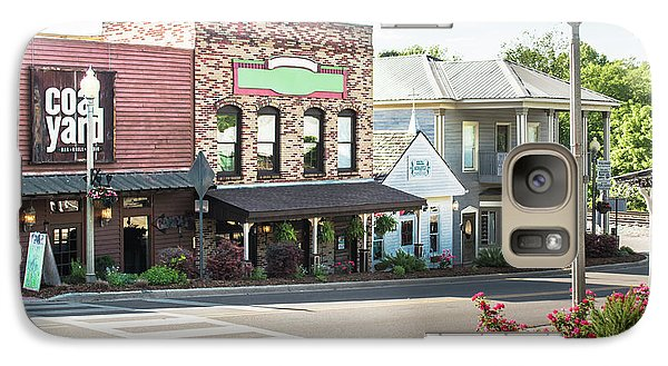 Galaxy Case featuring the photograph Daytime In Old Town Helena by Parker Cunningham