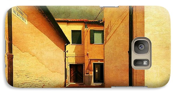 Galaxy Case featuring the photograph Dead End by Anne Kotan
