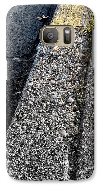 Galaxy Case featuring the photograph Deadly Smoke by Marie Neder